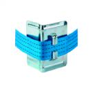 Aluminiumkanten - schutzwinkel Gurtbreite 50 mm