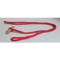 Seilschlauchhalter DIN 14828 mit Holzknebel