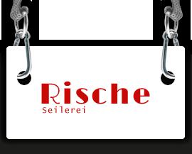 Seilerei Rische Onlineshop